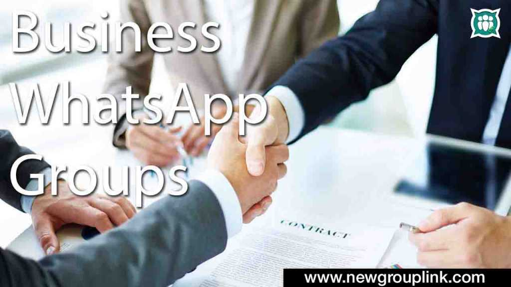 Join Business WhatsApp Group Links