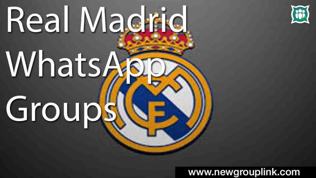 Real Madrid WhatsApp Group