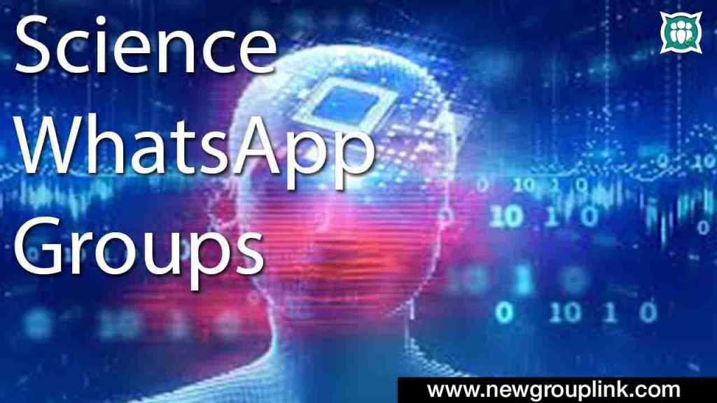 Science & Technology WhatsApp Groups Join Links
