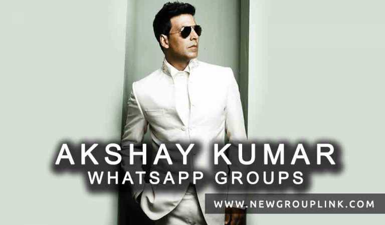 Akshay Kumar WhatsApp Group Links to join